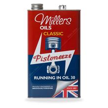 Classic Running In Oil 30 - 5 Litre