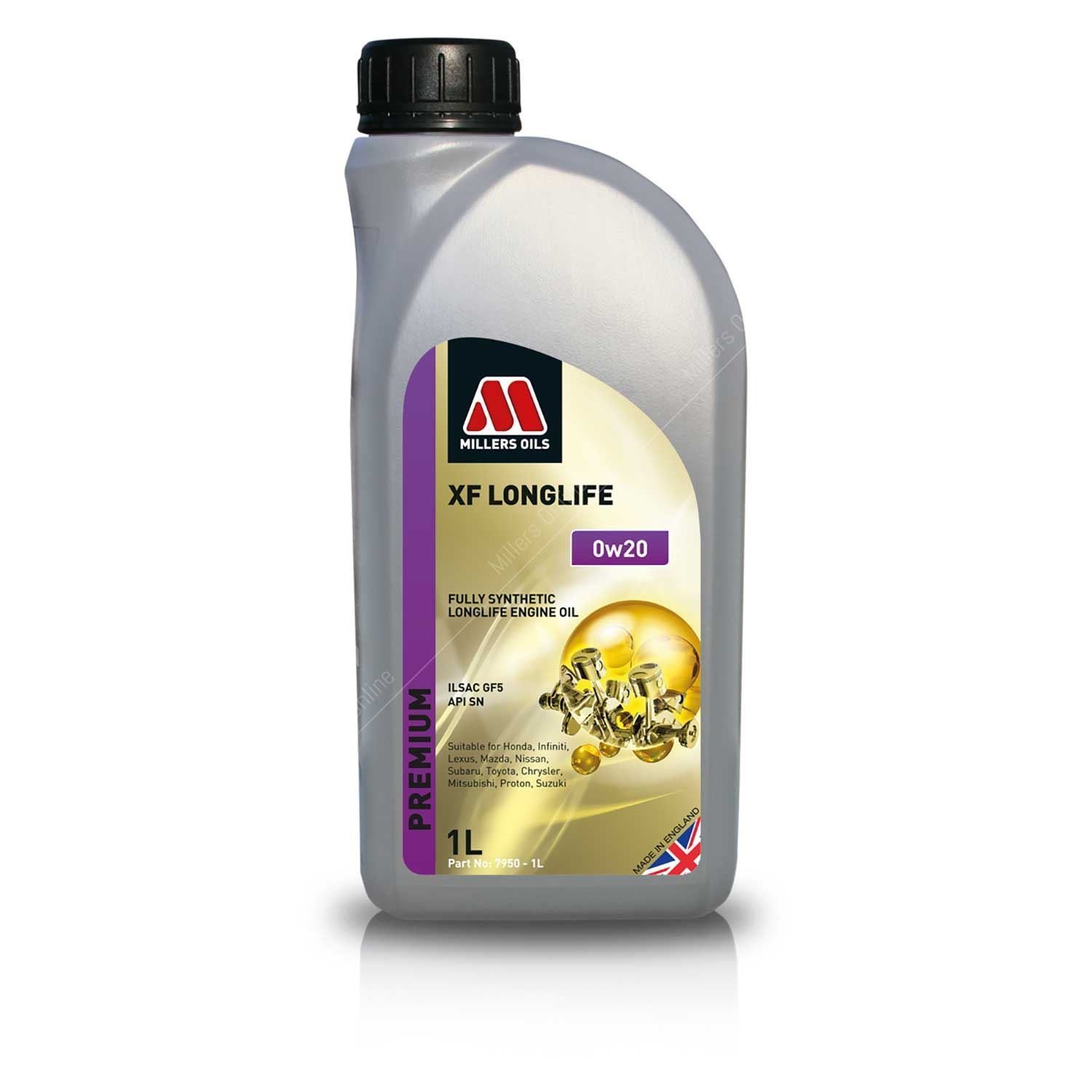 millers oils xf longlife  engine oil buy