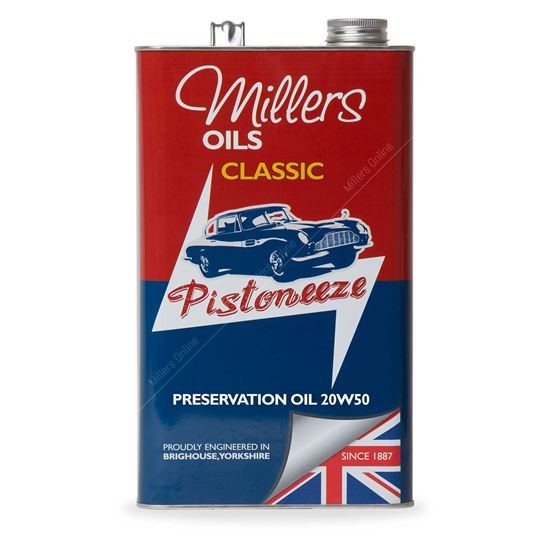 5 Litre - Classic Preservation Oil 20w50