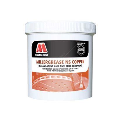 Millergrease NS Copper Anti Seize Compound - 500g