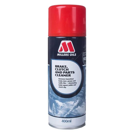 Brake, Clutch and parts Cleaner - 400ml