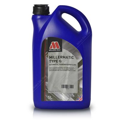 Millermatic Type G - 5 Litre