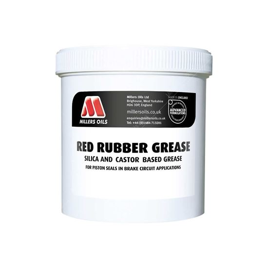 Red Rubber Grease - 500g