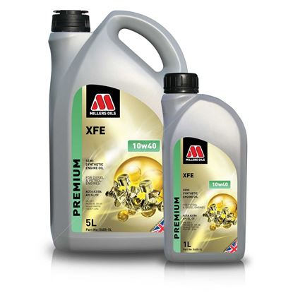 XFE 10w40 Engine Oil - Group