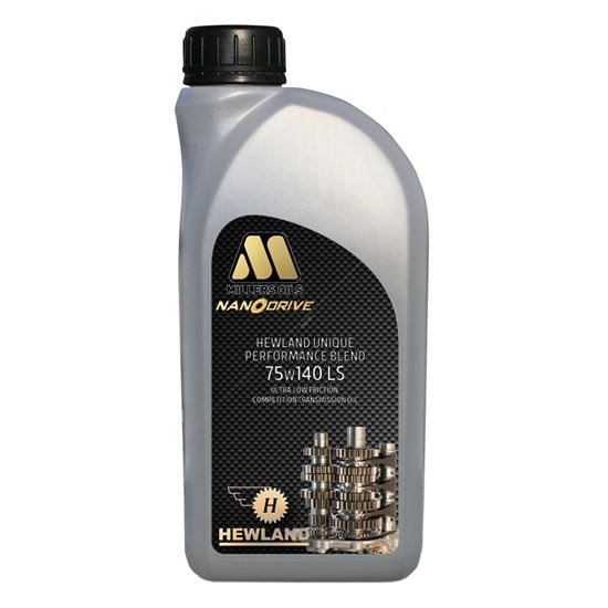 Nanodrive Hewland Unique Performance Blend 75w-140 LS - 1 Litre