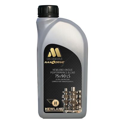 Nanodrive Hewland Unique Performance Blend 75w-90 LS - 1 Litre