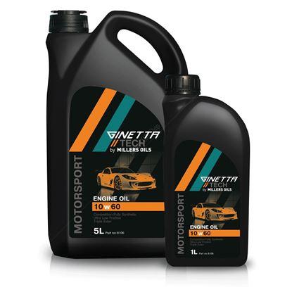 Ginetta Tech 10w-60 Engine Oil