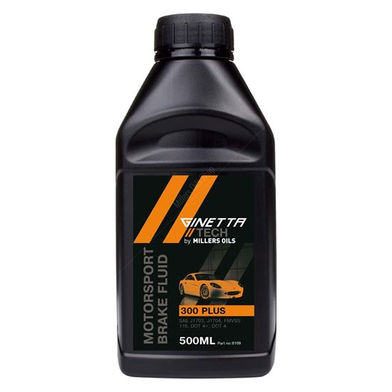 Ginetta Tech 300 Plus Motorsport Brake Fluid - 500ml