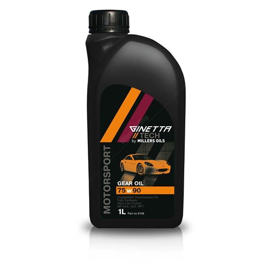 Ginetta Tech 75w-90 Gear Oil - 1 Litre
