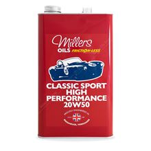 Classic Sport High Performance 20w50 - 5 Litre