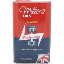 Millers Oils Classic Pistoneeze 10w-30 Engine Oil - 1 Litre