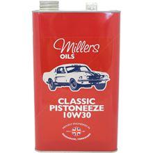 Millers Oils Classic Pistoneeze 10w-30 Engine Oil - 5 Litres
