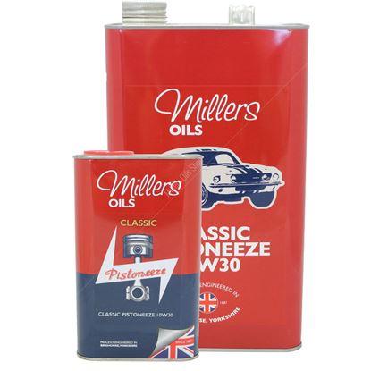 Millers Oils Classic Pistoneeze 10w-30 Engine Oil
