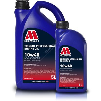 Trident Professional 10W-40