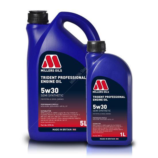 Trident Professional 5W-30