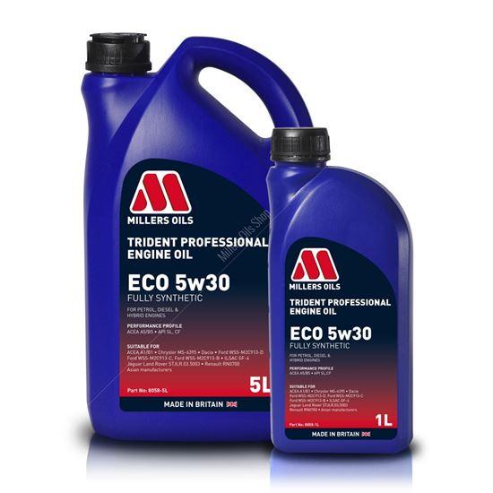 Trident Professional ECO 5W-30