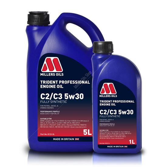 Trident Professional C2/C3 5W-30