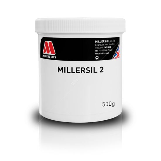 Millersil 2 Silicone Grease - 500g