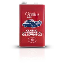 Classic Differential Oil 85w140 GL5 - 5 Litres