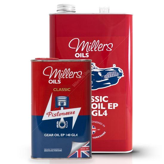 Classic Gear Oil EP 140 GL4