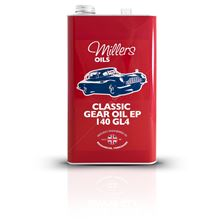 Classic Gear Oil EP 140 GL4 - 5 Litres