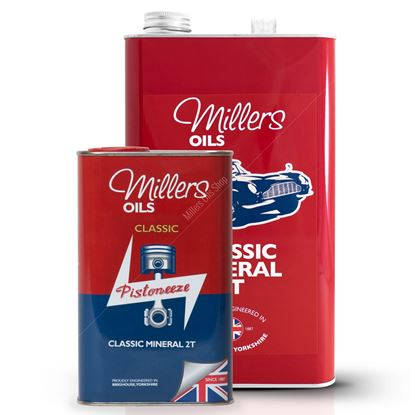 Classic Mineral 2T Engine Oil