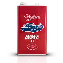 Classic Mineral 2T Engine Oil - 5 Litres