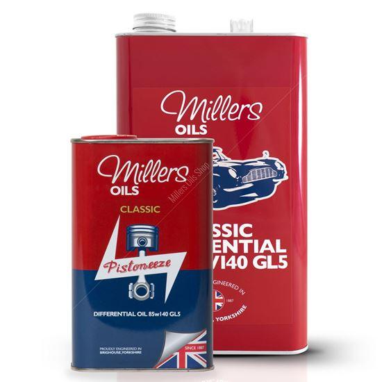 Classic Differential Oil 85w140 GL5
