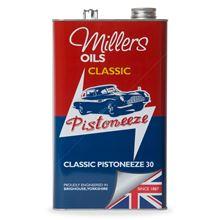 Classic Pistoneeze 30 Engine Oil - 5 Litres