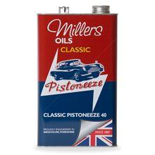 Classic Pistoneeze 40 Engine Oil - 5 Litres