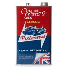 Classic Pistoneeze 50 Engine Oil - 5 Litres