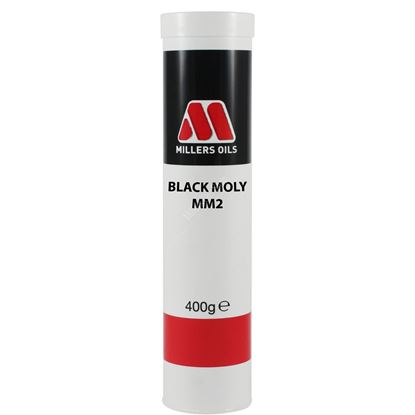 Black Moly MM2 Grease - 400g