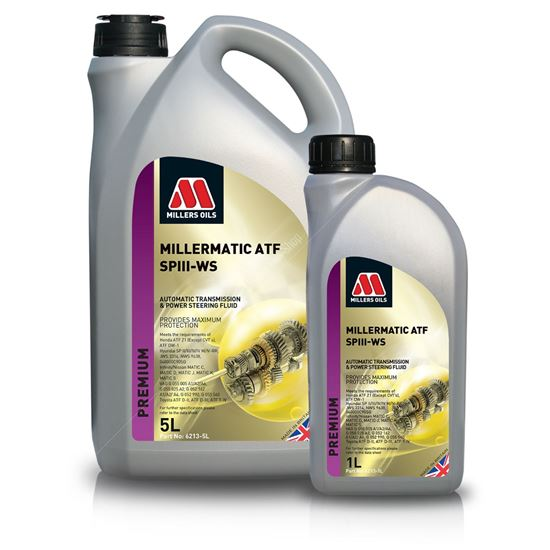 Millermatic ATF SPIII-WS Automatic Transmission Fluid