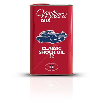 Classic Shock Oil 32 - 1 Litre