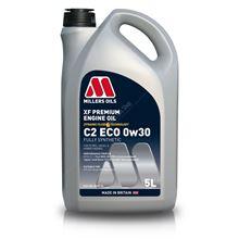 XF Premium C2 ECO 0w30 Engine Oil - 5 Litres