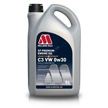 XF Premium C3 VW 0w30 Engine Oil - 5 Litres