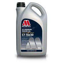 XF Longlife C1 5w30 Engine Oil - 5 Litres