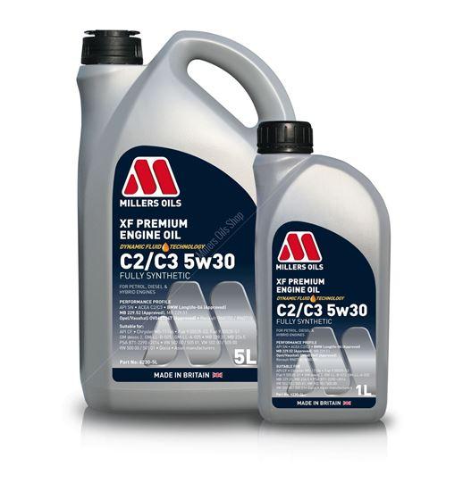 XF Premium C2/C3 5w30 Engine Oil