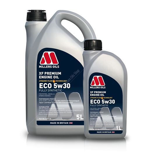 XF Premium ECO 5w30 Engine Oil