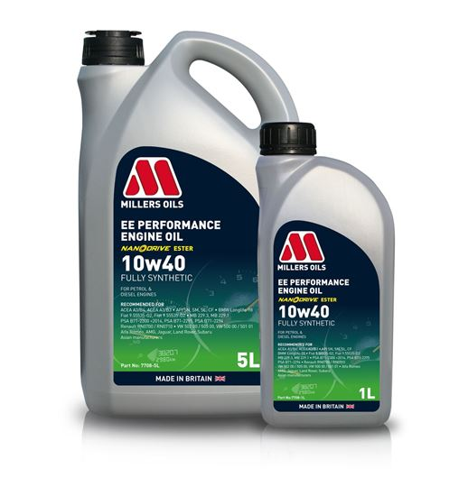 EE Performance 10w40 Engine Oil